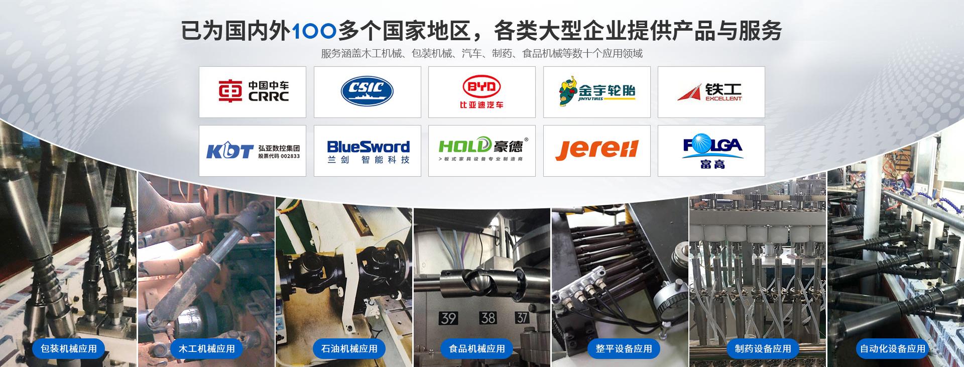 厚哲传动-已为海内外100多个国家大型企业提供产品与服务