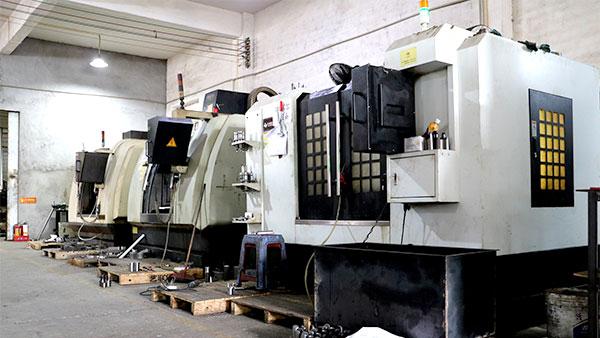 厚哲传动-厂房设备